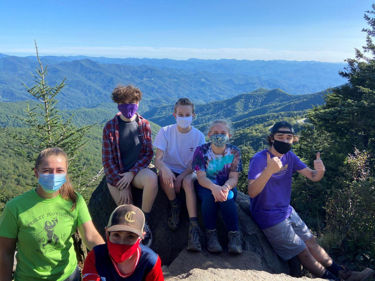 Youth Hiking 2