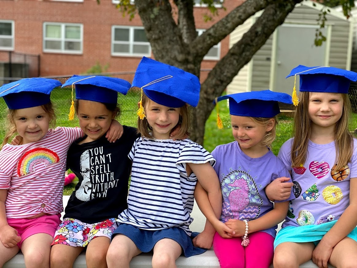 Cullowhee Kids Graduates